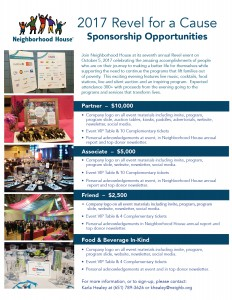 Revel - Sponsorship Opportunities