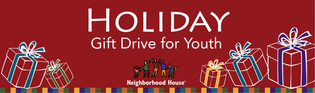 Youth Gift Drive header