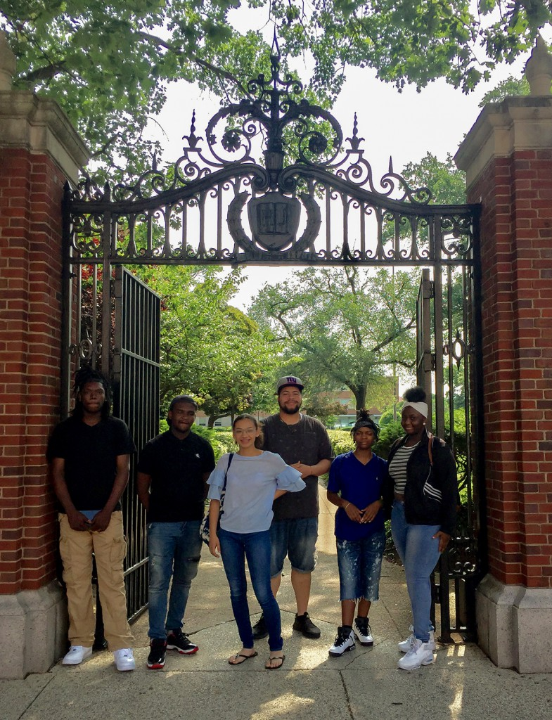 GRIP youth tour historically black colleges and universities (HBCUs)