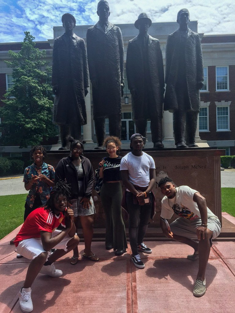 GRIP Youth at NC A&T State University