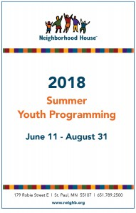 Summer Youth Programming copy